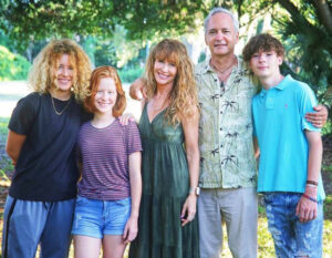 Lorraine C. Ladish family