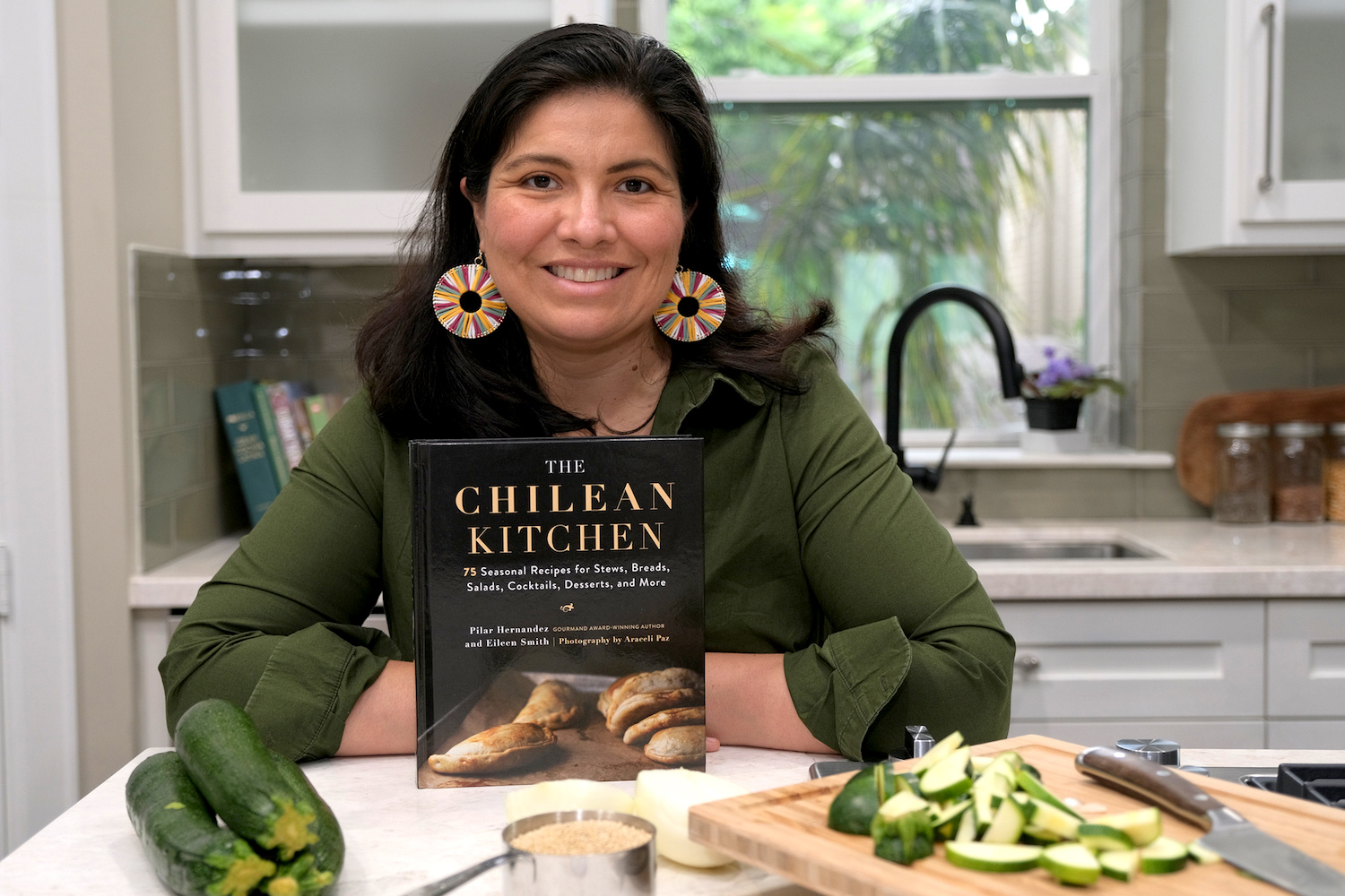 Pilar Hernández and The Chilean Kitchen